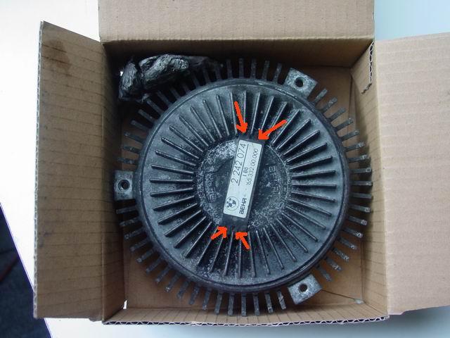 E39 clutch fan repair | Radiator Fan Clutch  2019-03-23