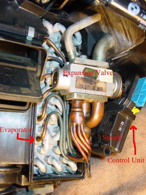Bmw E32 E34 Ihka System
