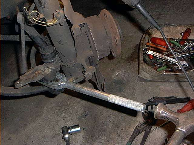 Two Jaw Puller Ball Joint : Outer ball joint and cv boot help north american motoring