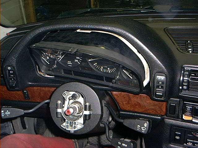 Self Locking Nut >> Dash bulbs -- Replacing With Non-Airbag Steering Wheel