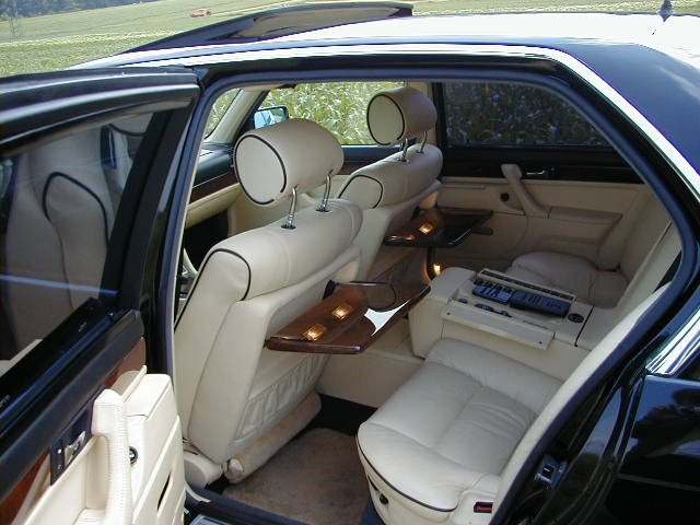 Well It Doesnt Get Any Better Than This The E32 God Of Them All 750il Royal Individual Highline Leather Upholstery Is Champaine Nappa With