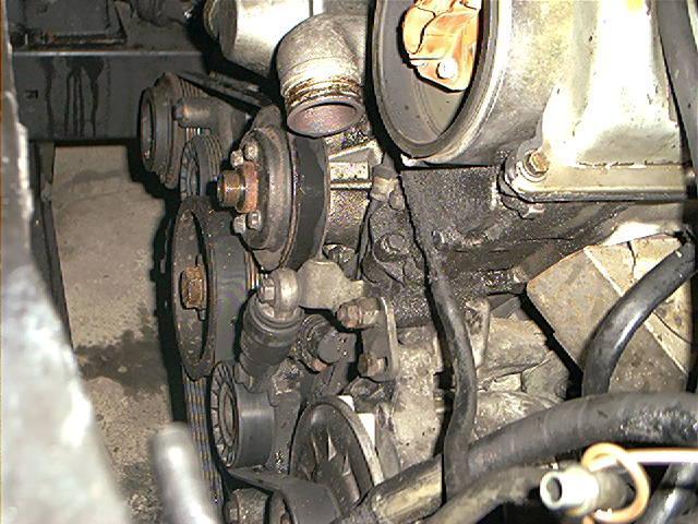 bmw e32 v12 m70 water pump replacement rh bmwe32 masscom net